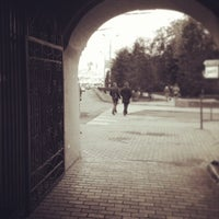 Photo taken at Арка by Anastassia O. on 9/26/2013