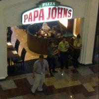 Photo taken at Papa John's by Good F. on 9/25/2012