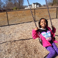 Photo taken at Bealle Hill Forest Playground by NeeCee K. on 3/15/2014