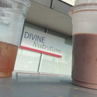Photo taken at Divine Nutrition by Taylor A. on 7/16/2013
