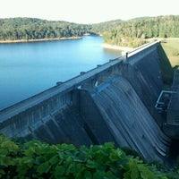 Photo taken at Norris Dam State Park by Ashley S. on 9/16/2012