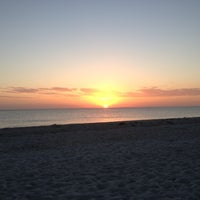 Photo taken at Captiva beach by Viv S. on 11/29/2012