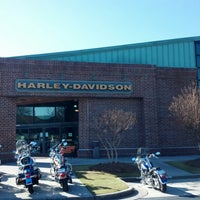 Photo taken at Harley-Davidson of Atlanta by Greg F. on 11/17/2012