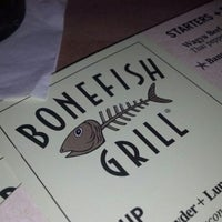 Photo taken at Bonefish Grill by Greg F. on 10/14/2012