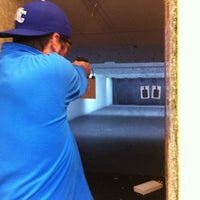 Photo taken at The Bullet Hole by Jake S. on 12/20/2012