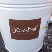 9/17/2017 tarihinde Javier V.ziyaretçi tarafından Gassho Sanxenxo Lounge Bar-Café'de çekilen fotoğraf