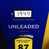 Photo taken at M&H Gas Station by Kay C. on 1/21/2015