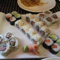 Photo taken at Restaurante Japonés Zakuro by Antonio S. on 6/8/2013