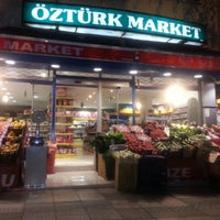 Photo taken at Öztürk Market by ENGİN T. on 11/5/2012