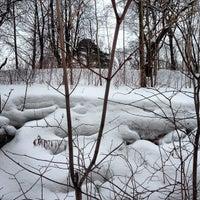 Снимок сделан в Среднее Суздальское озеро пользователем Denis D. 2/3/2013