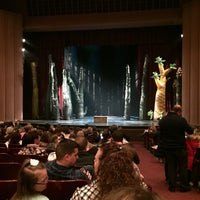 Photo taken at Loeb Playhouse by Nick on 1/29/2017