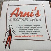 Photo taken at Arni's Restaurant by Nick on 7/30/2013