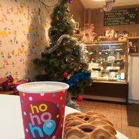 Photo taken at Кафе-пекарня Briosh by Игорь Л. on 12/30/2017
