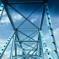 Photo taken at Norris Bridge by Rob E. on 7/28/2018