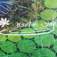 Photo taken at kantin islah by Riana D. on 2/4/2014