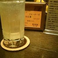 Photo taken at the bar nano. by ねぎ on 6/11/2016