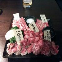 Photo taken at 焼肉酒場 やくも by ねぎ on 3/17/2014