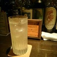 Photo taken at the bar nano. by ねぎ on 5/4/2016