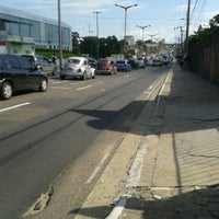 Photo taken at Avenida Constantino Nery by Milly F. on 12/21/2012