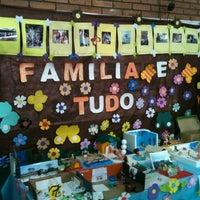 Photo taken at Colégio Criação by Andréia Fernanda on 9/22/2012