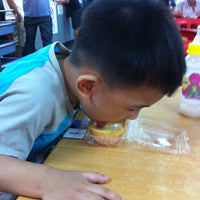 Photo taken at Yi Heng Food Court by Amigo on 8/23/2013