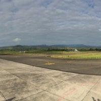 Photo taken at Aeropuerto Tarapoto by Angello on 7/12/2014