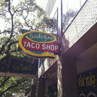 Photo taken at Bodegas Taco Shop by Diego F. on 10/5/2012