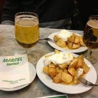 Foto tomada en Marcel Santaló Café-Bar por Weiyee C. el 2/9/2013