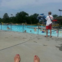 Photo taken at Chillaxin at the Pool! by JP C. on 7/20/2013