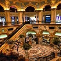 Photo taken at The Venetian Macao by Zarco on 11/1/2012