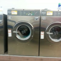 Photo taken at Super Clean Laundromant by Stephanie P. on 2/10/2013