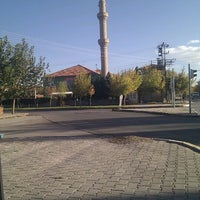 Photo taken at Pınar Camii by Hsyn A. on 10/18/2012