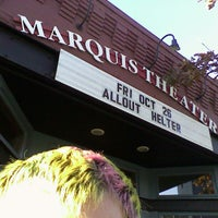 Photo taken at Marquis Pizza by David B. on 10/27/2012