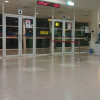 Photo taken at Bintulu Airport (BTU) by ChuCL on 1/25/2013