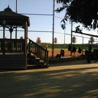 Photo taken at Springwood Park by Jordan G. on 10/13/2012