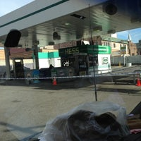 Photo taken at Hess Express by Risco on 11/6/2012