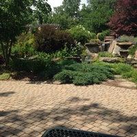 Photo taken at MSU Extension 'Grand Ideas Garden' by Sabrina on 7/8/2014