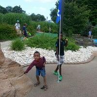 Photo taken at Essex County Mini Golf Safari by Yocasta B. on 7/20/2014
