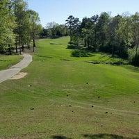 Photo taken at Cherokee Run Golf Club by Marckus S. on 4/3/2016