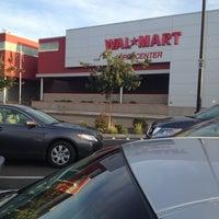 Photo taken at Walmart Supercenter by Jarred on 2/23/2013
