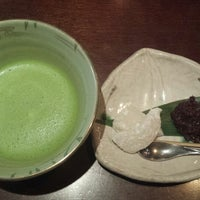 Photo taken at Cha-An Teahouse 茶菴 by Yunying on 7/19/2013