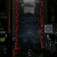 Photo taken at Motor City Bar by Jacqueline R. on 11/3/2012