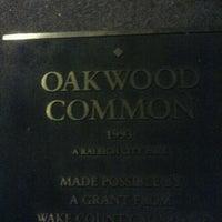 Photo taken at Oakwood Common by Thomas P. on 12/8/2012