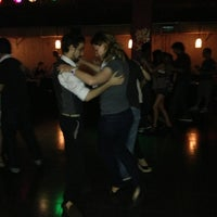 Photo taken at La Viruta Tango Club by Jl on 12/28/2012