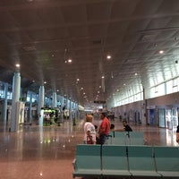 Photo taken at Aeropuerto de Vigo by Antonio C. on 9/13/2014