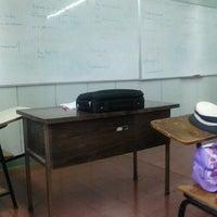 Photo taken at Facultad De Ciencias Exactas Y Naturales - UNA by Edwin V. on 2/26/2013