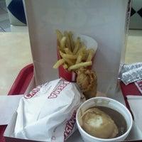 Photo taken at KFC by Raul C. on 2/19/2013
