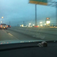 Photo taken at I-45 & Cypress Creek Pkwy by Shane on 1/15/2013