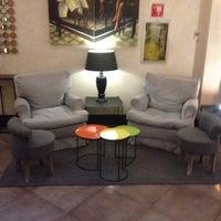 Снимок сделан в Hotel Adriano пользователем Fabrizio S. 3/19/2016