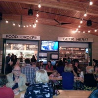 Photo taken at Lowry Beer Garden by CHERI K. on 1/26/2013